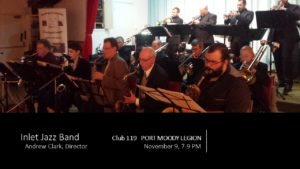Inlet Jazz Band @ Club 119 @ The Legion